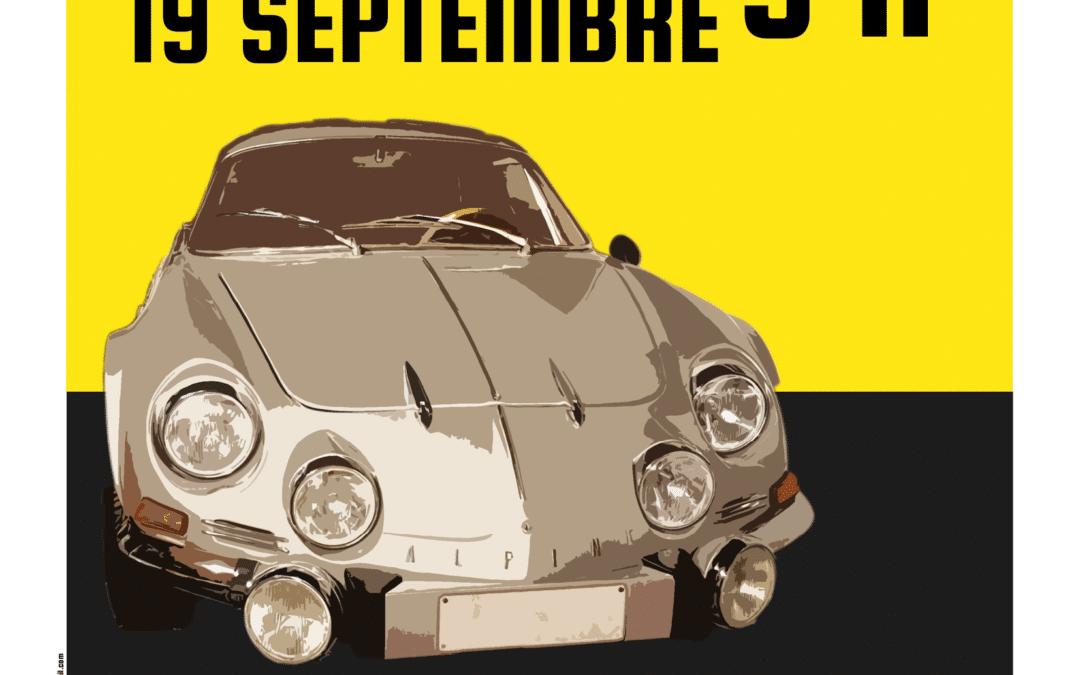 Oldtimer Rallye – Balade
